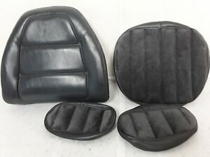 Honda GL1500 Gold Wing 1500 Backrest Pads & Misc Covers