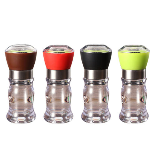 Manual Hand Salt Pepper Grinder Herb Spice Mill Kitchen Tool Cooking Accessories