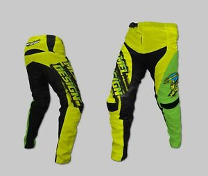 Pantalon moto cross homme MELDESIGN TAILLE 32 MEL4