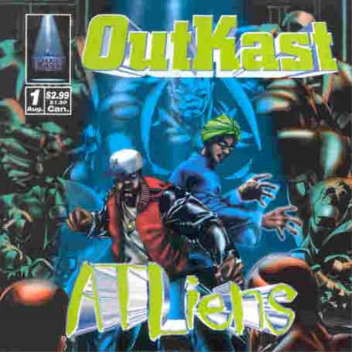 OutKast-ATLiens CD NEW