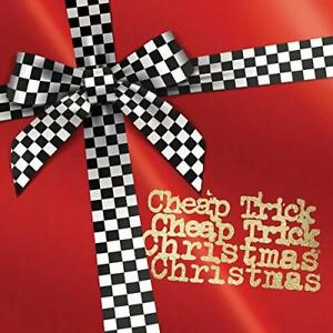 CHEAP-TRICK-Christmas-Christmas-2017-12-track-CD-album-NEW-SEALED
