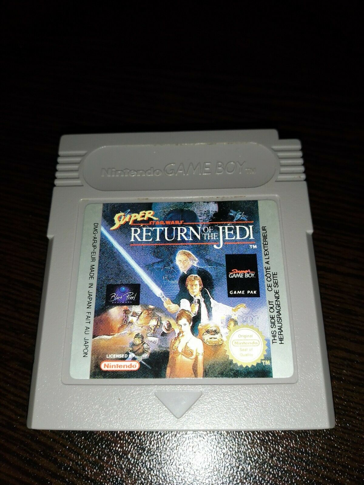 Super Star Wars : Return of the Jedi Game Boy - Avis StarWars