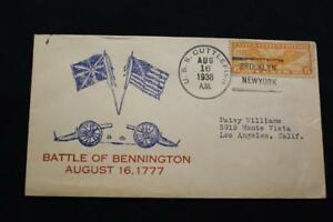 Naval-Cubierta-1938-Barco-Cancelacion-160TH-Anniv-Battle-Bennington-Uss