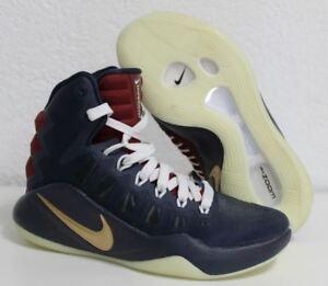 Details 991 blau Zoom 881842 rot Nike Air Gr zu leuchte glow 36 Schuhe Hyperdunk Basketball lF53TcuJK1