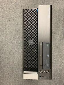 Dell Precision T5610 1x E5-2609v2 2.5GHz 8GB QUADRO 600 500GB Workstation