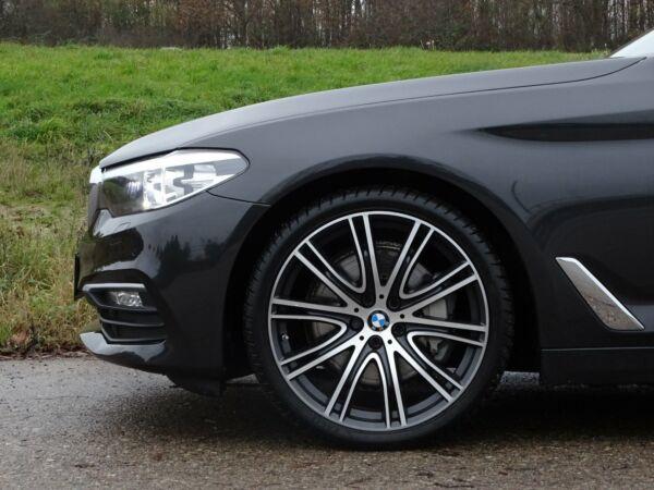 BMW 530d 3,0 Touring aut. billede 9