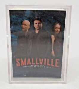SMALLVILLE-Season-6-Premium-Trading-Card-Base-Set-VG-NM-Season-Six