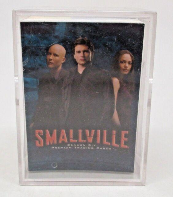 SMALLVILLE Season 6 Premium Trading Card Base Set VG/NM Season Six