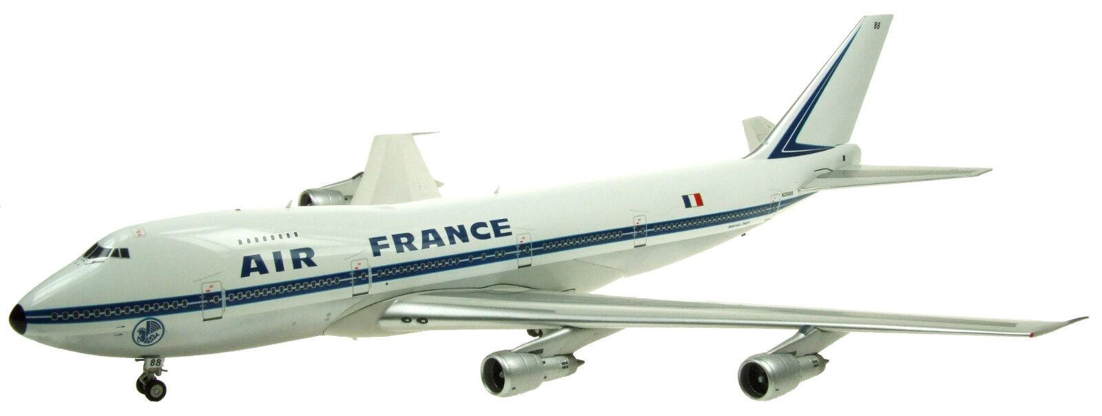 Fliegender 200 Ifcl741af002p 1 200 Air Frankreich 747-100 N28888 Poliertes