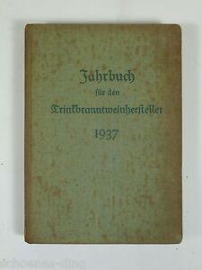 Jahrbuch-fuer-Trinkbranntweinhersteller-1937