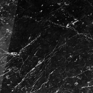 Bodenfliese Saturn Feinsteinzeug Poliert Schwarz Marmoriert EBay - Fliesen schwarz marmoriert