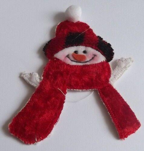 Gran Muñeco De Nieve Navidad Adornos Para cards//crafts