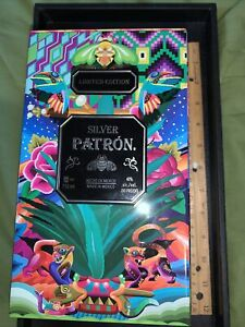 Patron Silver Limited Edition Tin