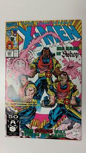 UNCANNY-X-MEN-Vol-1-282-1st-Printing-BISHOP-1991-Marvel-Comics