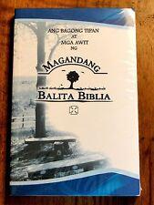 Tagalog New Testament, Contemporary Version, Popular Version, Paperback