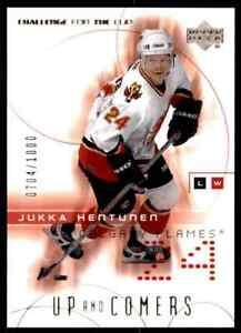 2001-02-UD-Challenge-For-The-Cup-Jukka-Hentunen-1000-98