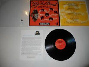 J-Geils-Band-Showtime-039-82-Club-USA-Analog-EXC-ULTRASONIC-Clean