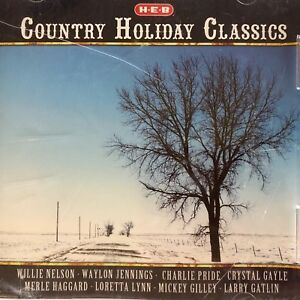 Details about HEB Country Holiday Classics CD 2007 Nelson Jennings Pride  Lynn Haggard Gilley