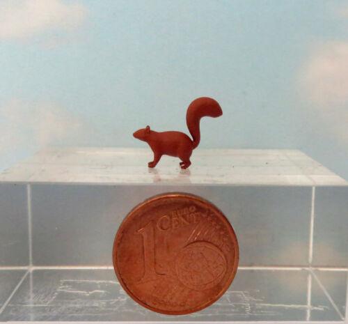 Eichhörnchen Figur Tier 1:32