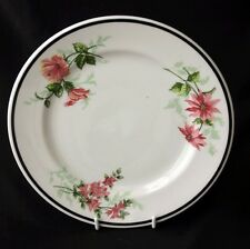 Flowers Of The Southland Syracuse Restaurant B&B Plate 1979