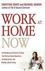 Work at Home Now: The No-Nonsense Guide to Finding Your Perfect Home-Based Job, Avoiding Scams, and Making a Great Living by Michael Haaren, Christine Durst (Paperback, 2009)