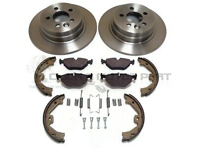 ROVER MG ZT ZTT 1.8T 1.8 16V 2001-2005 FRONT /& REAR BRAKE DISCS AND PADS NEW