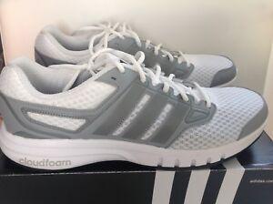 premium selection 6f2df b8551 para correr 12 Adidas blancos M para Cloudfoam 1881184921652 grises  Galactic Elite hombre wRgB0
