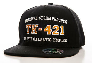 new style 6f3f4 1d660 Image is loading Officially-Licensed-Star-Wars-TK-421-Adjustable-Size-