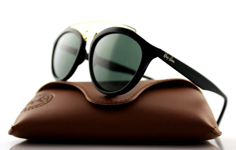 a1ebea385ec Buy Sunglasses Ray-Ban Rb4257 601 71 53 Black Dark Green online