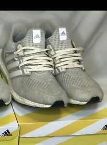 new style 9e1b6 6472f Details about Adidas Ultra Boost 1.0 Cream Chalk Size 12 US