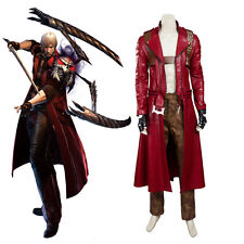 Origina Exclusive Devil May Cry 3 DMC 3 Dante Cosplay Costume Custom Size