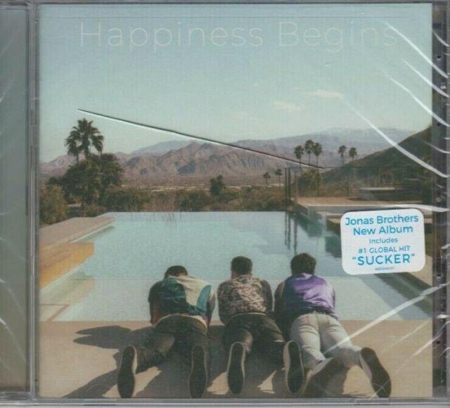 Happiness Begins - CD NEW - Jonas Brothers