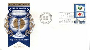 1969-500-Canada-Games-FDC-with-Jackson-Chickering-cachet-unaddressed
