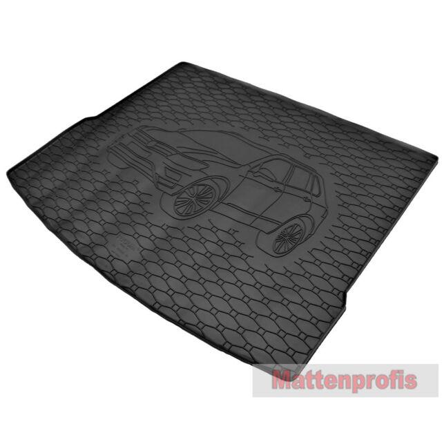 Gummimatte Kofferraumwanne passend für VW Tiguan II AD1 oberer B ab Bj. 2016 GKK