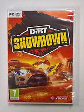 Dirt Showdown PC DVD