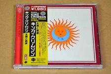 CD King Crimson Lark's Tongues in Aspic Japon Japan Audiophile