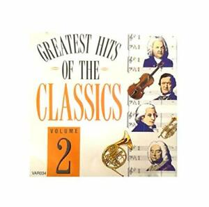 The-Greatest-Hits-of-the-Classics-Volume-2-Various-Artists-Audio-CD-Acceptabl