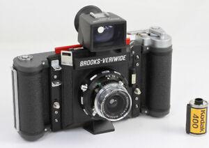 BROOKS-VERIWIDE-Objectif-Super-Angulon-Schneider-Kreuznach-1-8-47-mm-USA-1970
