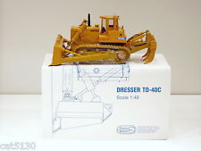 Dresser TD40C Dozer w/ Cab & Ripper - 1/48 - CCM - MIB