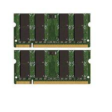 NEW! 8GB (2x4GB) DDR2-800 SODIMM Dell Inspiron Zino HD (Inspiron 400) PC2-6400