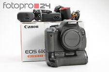 Canon 600D Body + OVP + 10 Tsd. Auslösungen + Gut (215778)