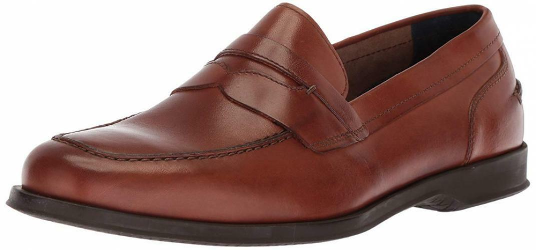 Cole Haan Homme Fleming Penny Mocassins Robe Cuir Slip-On Casual Chaussures Confort