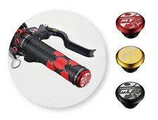 Alloy Bar End  Plugs, 10g , Red PAIR BMX MTB  PRESS IN
