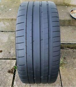 Michelin-Pilot-Super-Sport-235-35-19-91Y-XL-5-5-mm-pneu-unique