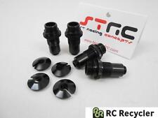 STRC Tamiya CR01 Alu Threaded Shock Conversion Kit Retainers STT50950BK Crawler