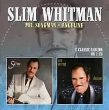 Slim Whitman - Mr.Songman/Angeline (2 Classic Albums on 1 CD) - CD