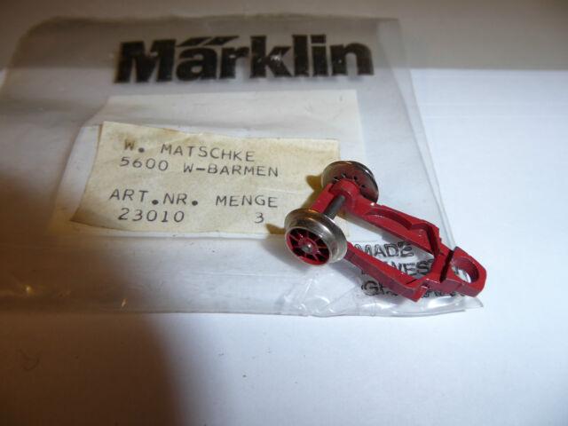 MARKLIN H0 für 8396 Laufgestell, hinten