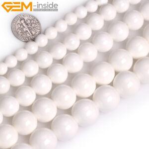 Piedra-Preciosa-Natural-Blanco-Tridacna-Shell-redonda-con-cuentas-para-la-fabricacion-de-joyas-15