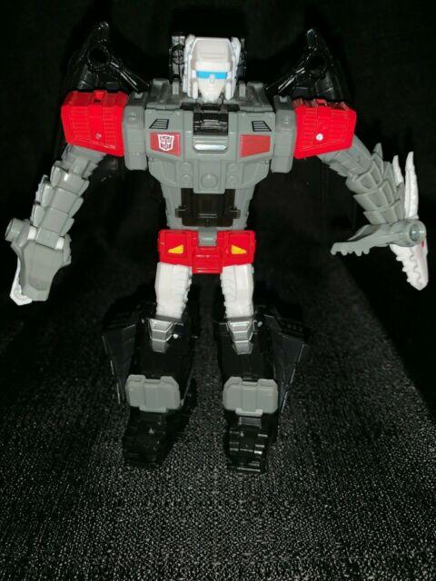 Transformers Titans retour Daburu /& Autobot twinferno Deluxe Class complet