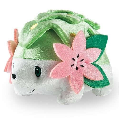Pokemon T18723 Stuffed Stuffed Stuffed Toy Shaymin - Mystical Mehrfarbig c90d77